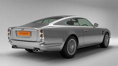 Photos of the David Brown Automotive Speedback, a modern interpretation of classic GT cars based on the Jaguar XKR. Bugatti, Lamborghini, Ferrari, Audi, Porsche, Cars Uk, Gt Cars, Auto Motor Sport, Sport Cars