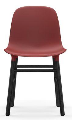 Form Chair Stuhl Normann Copenhagen - einrichten-design.de Hay Chair, Form, Copenhagen, Bar Stools, Home Decor, Chair, Contemporary Design, Oak Tree, Nice Asses