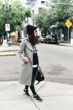 How To Pull Off Athleisure Wear + 30 Outfit Ideas - Crystalin Marie