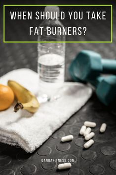 Fat burners work with your body's own metabolic systems to get quicker weight loss results. Learn when you should take fat burners and the benefits to them in this quick guide - QandA Fitness - #fitness #WeightLossHelp #FatBurners #supplements