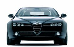 My previous car. 2009 Alfa Romeo 159 Lusso, 1.9 JTDm.