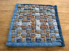 Pot Holders, Sewing, Diy, Scrappy Quilts, Dressmaking, Hot Pads, Couture, Bricolage, Potholders