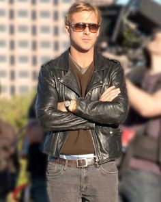 Ryan Gosling Song to Song Jacket - Movie Clothiers