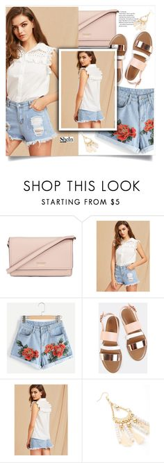 """""""SheIn"""" by amra-mak ❤ liked on Polyvore featuring Kate Spade and shein"""