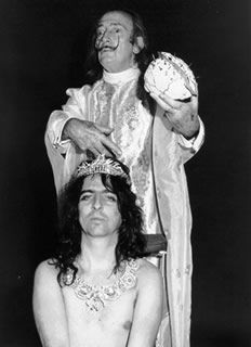 BOB GRUEN PHOTOGRAPHY   Bob Gruen, Rock and Roll Photographer - Alice Cooper Photos