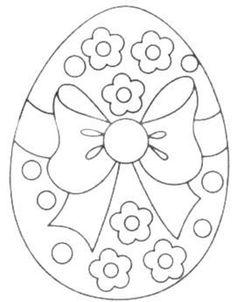 Пасхальные трафареты. Идеи для росписи пасхальных яиц. » Женский Мир