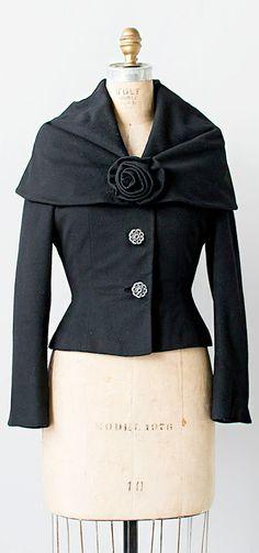 the paris set | vintage 1950s jacket