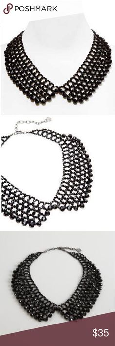 ✨HP✨NWOT R.J. Graziano Pearl Collar Necklace Did not come with tags, but it is brand new and never worn. Completely sold out online with people on a waitlist! R.J. Graziano Jewelry Necklaces