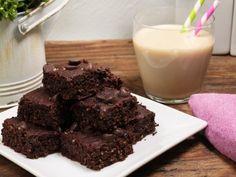 Receta de Brownies Veganos con Doble Chocolate