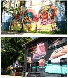 Le Gabut : Le quartier du street art – La Rochelle  ------------  http://swaallow.com/2016/08/gabut-quartier-street-art-la-rochelle.html