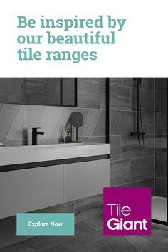 Modern Patterns, Vanity Bathroom, Marble Effect, Wall And Floor Tiles, Ranges, Double Vanity, Bathrooms, Flooring, Marketing