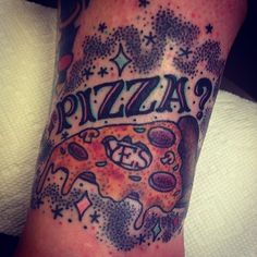 1000 images about pizza on pinterest pizza shirt for Tattoo shops in zanesville ohio