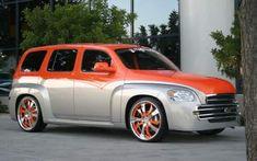 Chevy Hhr, Van, Sporty, Trucks, Vehicles, Fancy Cars, Autos, Truck, Car