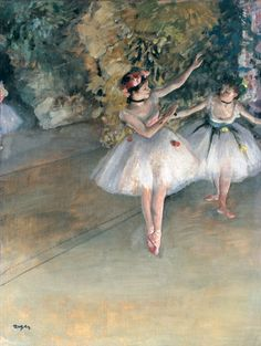 Degas #ballet