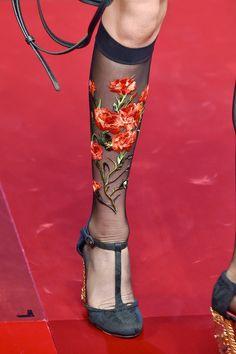 Fashion Show: Обувь из коллекции Dolce & Gabbana Весна-Лето 2015