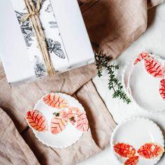 Autumn leaf dishes - boxed set of 3 Tasmania, Autumn Leaves, Wander, Artisan, Ceramics, Dishes, Tableware, Handmade, Ceramica