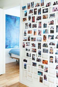 Recopilación de ideas para decorar las paredes con cuadros y marcos | Decorar tu casa es facilisimo.com