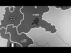 "Berlin History 1945-1958 ""Journey Across Berliin"" 1961 US Information Service: http://youtu.be/XhpGd8yrLdM #Berlin #ColdWar"