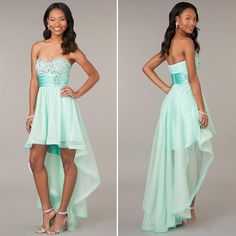 Vintage Dresses Summer New High Low Homecoming Dresses Lovely Girls Tulle Beaded Sweetheart Corset Short Front Long Back A Line Formal Party Dress Gowns Hot Homecoming Dresses Lace From Weddingdressesonline, $99.77| Dhgate.Com