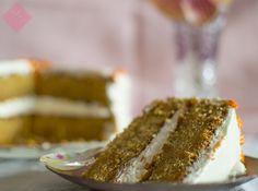 #Tarta de #zanahoria. #CarrotCake