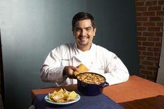 Celebrity chef Aaron Sanchez