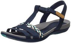 Clarks Tealite Grace, Women's Open Toe Sandals, Blue (Nav... https://www.amazon.co.uk/dp/B01K9K18VA/ref=cm_sw_r_pi_dp_x_TLqYyb8EHDAXD
