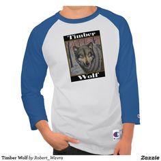 Timber Wolf Tshirts