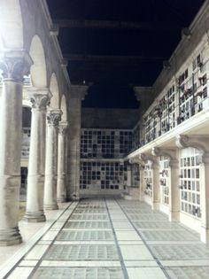 Columbarium at Pere LaChaise