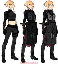 Λnnie Mei Project — Xii's character and role has changed quite a bit...
