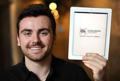 David Inglis developed a mobile app called The Concussion Toolbox to help coaches, parents and players do baseline testing to help in the detection of concussions.