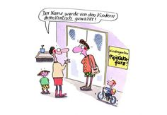 Kindergarten_KiGaPortal_Cartoon_Renate Alf_Partizipation