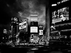 Tokyo Picture Black And White