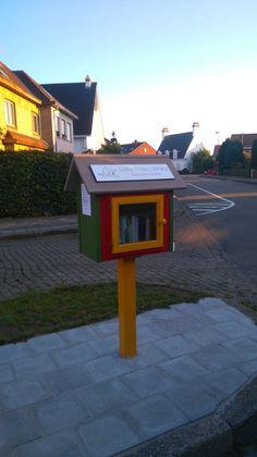 Boekenruilkast Sint-Andries 4
