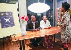 AphroChic Book Launch Party, Washington, DC featured on Sukio.
