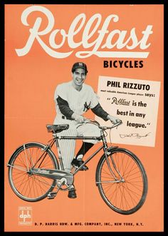 Phil Rizzuto and roll fast