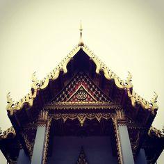 Buddhist temple - Wimbledon