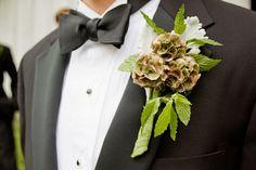 Boutonnieres, #nashvillewedding, grooms, @Caprice Fortenberry Fortenberry Palmer | The Enchanted Florist