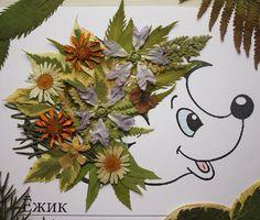 Вот такой у нас гербарий милый: