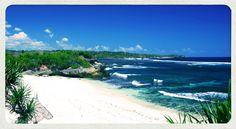 Dream Beach, Nusa Lembongan Island, Bali
