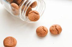 Suikervrije Pepernoten met Dadels & Rozijnen