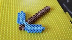 Perler Bead Ideas Minecraft - Bing Images Minecraft Beads, Minecraft Perler, Minecraft Art, Perler Beads, Different Patterns, Beading Patterns, Crafts For Kids, Diamond, Projects