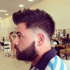 Hair men 2014 by Andre Kodra
