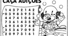 140 ATIVIDADES MATEMÁTICA 3° ANO FUNDAMENTAL EXERCÍCIOS IMPRIMIR Centenas-dezenas-unidades - Caça-números Ordem-centenas-dezenas-unidades -…