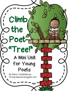 First Grade Wow: Happy Poetry Month! Free unit