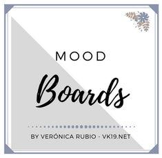 Mood Boards Folder Cover for Pinterest by Vk19.net