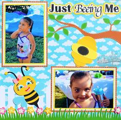 Just beeing me