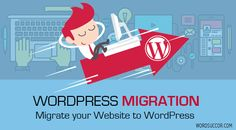 Fast, Secure #WordpressMigration Services at affordable prices. WordSuccor Ltd. will move your Website to another hosting provider or URL quickly and easily. Give us a call on +1-209-386-9543 to share your details or email us at info@wordsuccor.com. For more details visit us at http://www.wordsuccor.com/services/wordpress-migration/