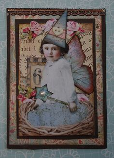 pw fairy atc/traded | Flickr - Photo Sharing!