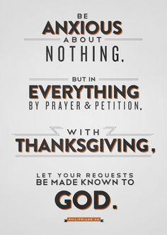 Philippians 4:6 http://typographicverses.com