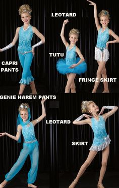 Cici Dance wear